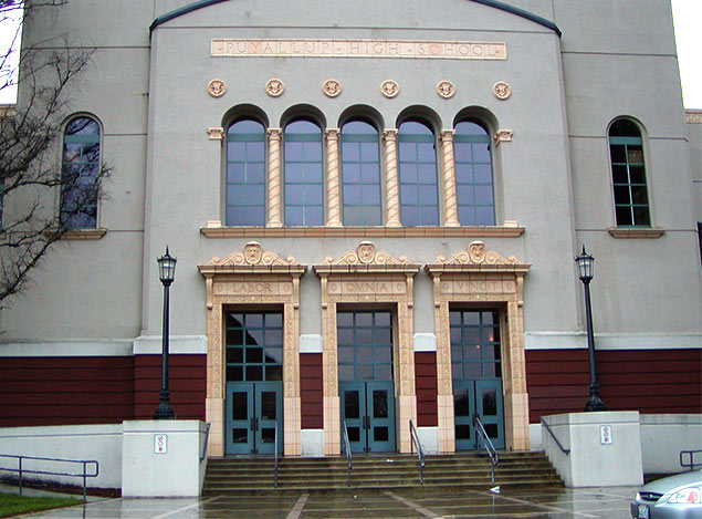 Puyallup High School