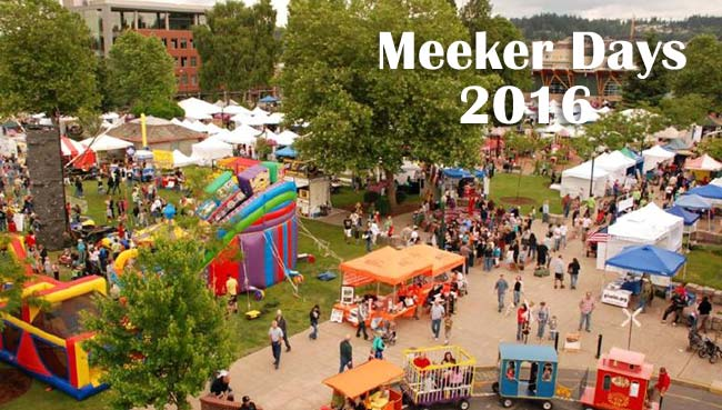 Puyallup Meeker Days 2016