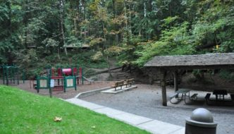 Wildwood Park in Puyallup