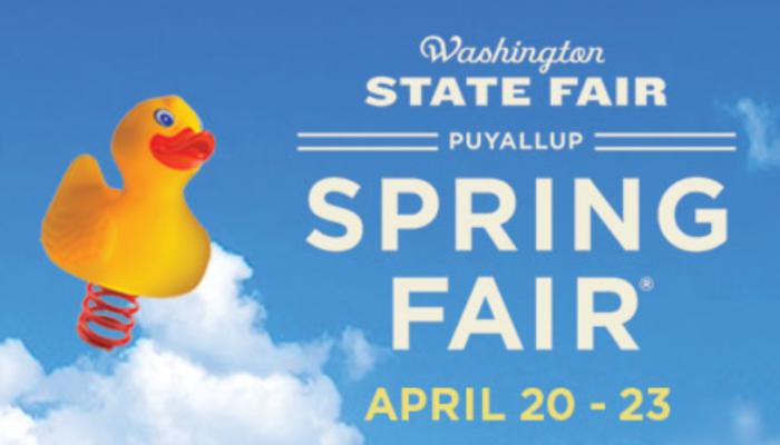 Washington State Spring Fair 2017