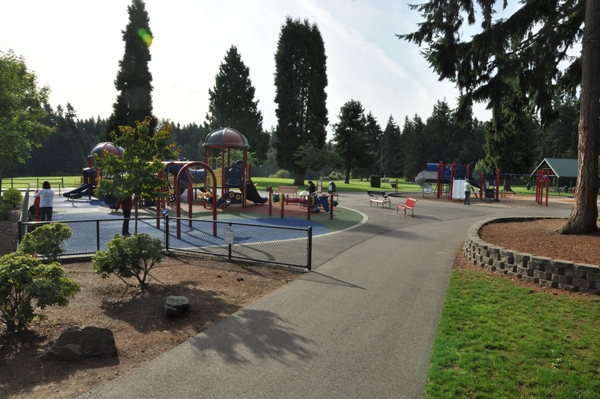 puyallup parks and rec