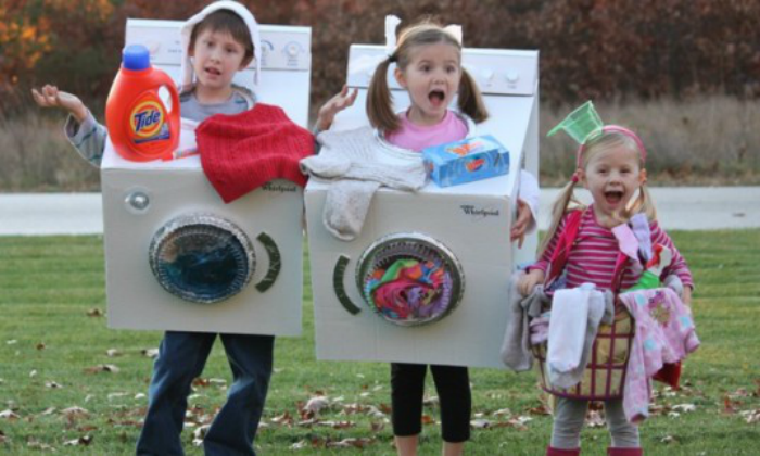 Puyallup's best DIY Halloween Costumes