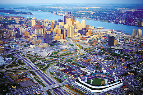 Detroit Michigan Credit: FindYourSpot.com