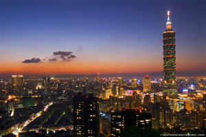 Taipei Tower Credit:  Taipei Financial Center Corp.
