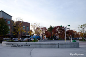Kiwanis Kids Spray Park