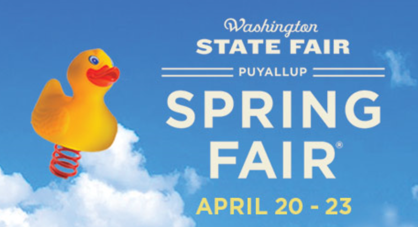 Washington State Spring Fair 2017